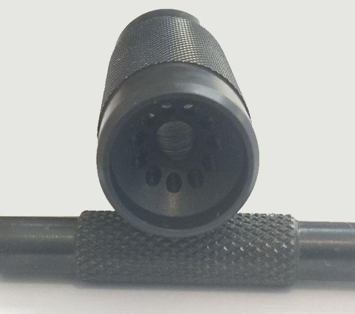 HERA Arms LINEAR Compensator Small LCS 5 56 AR15 AR-15 Comp