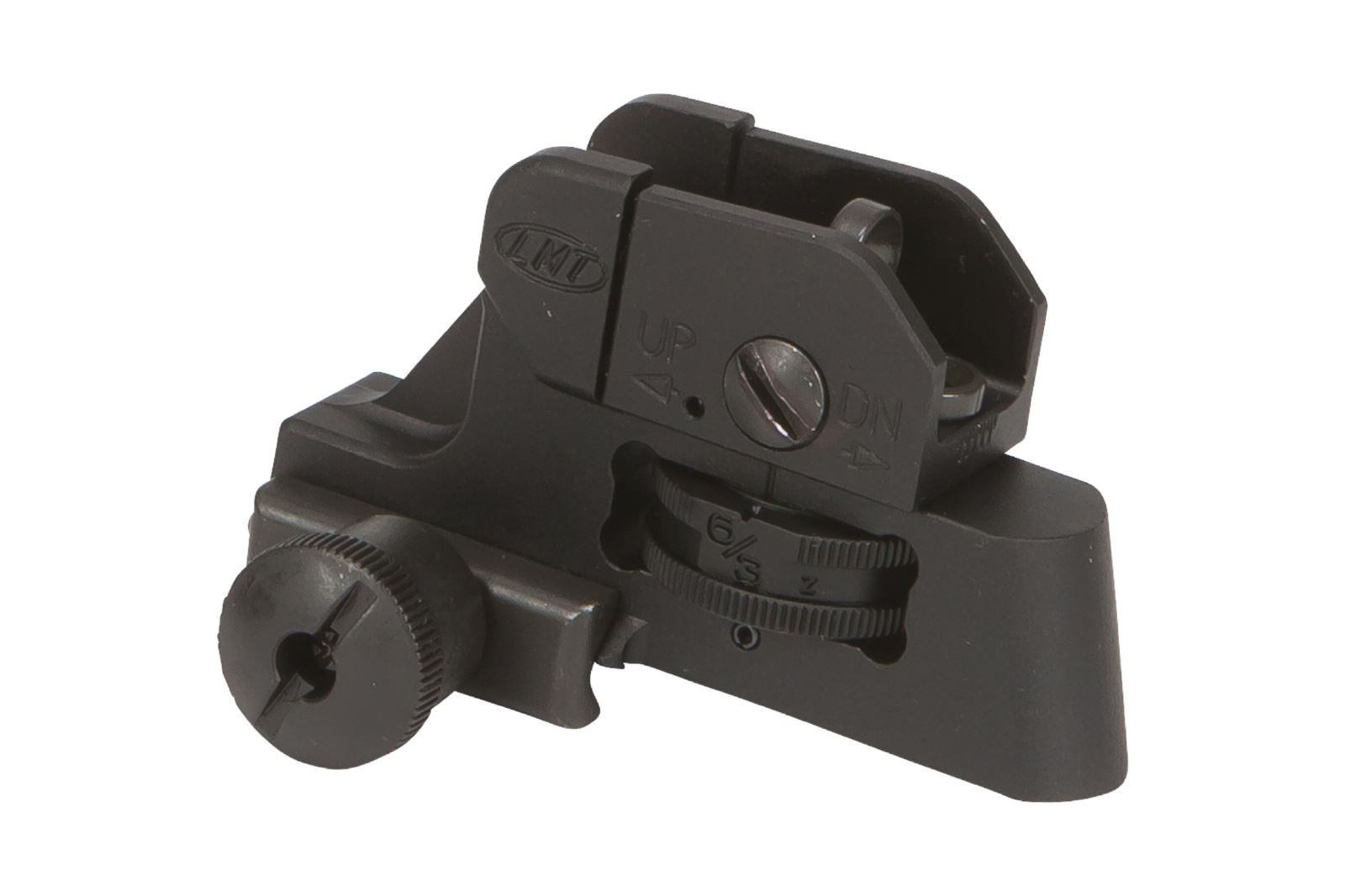 LMT Lewis Machine Tactical Rear Sight Fixed
