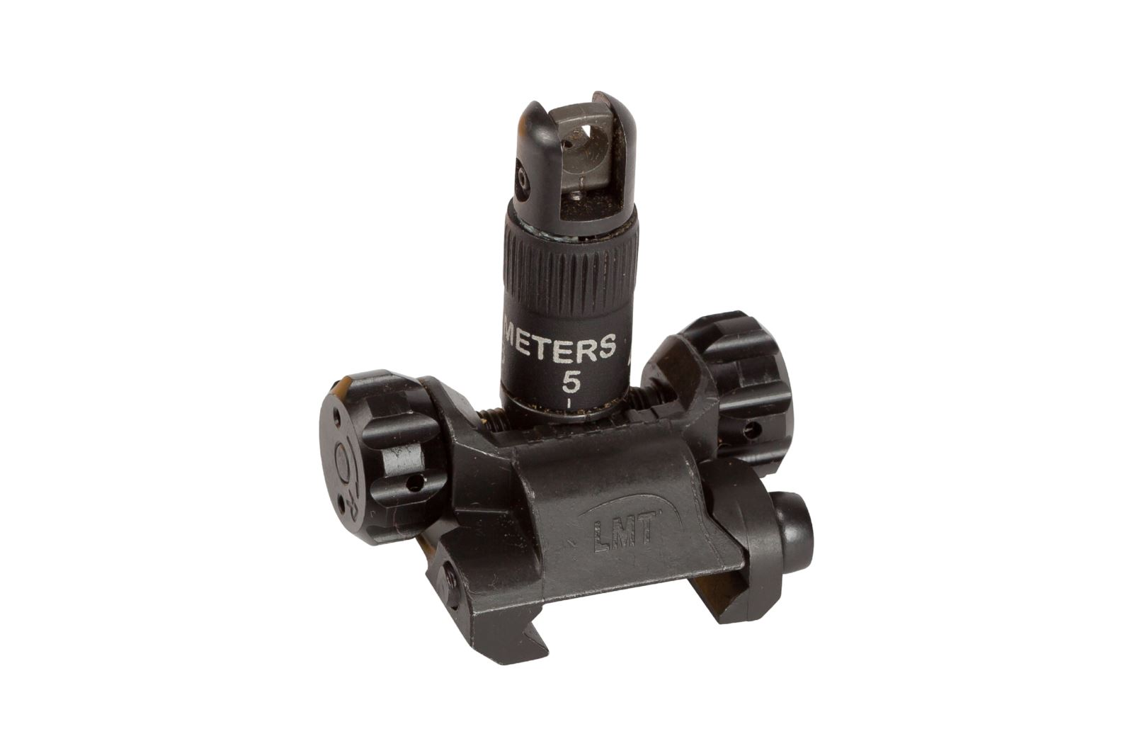 LMT Lewis Machine .308 METRIC REAR FLIP-UP SIGHT