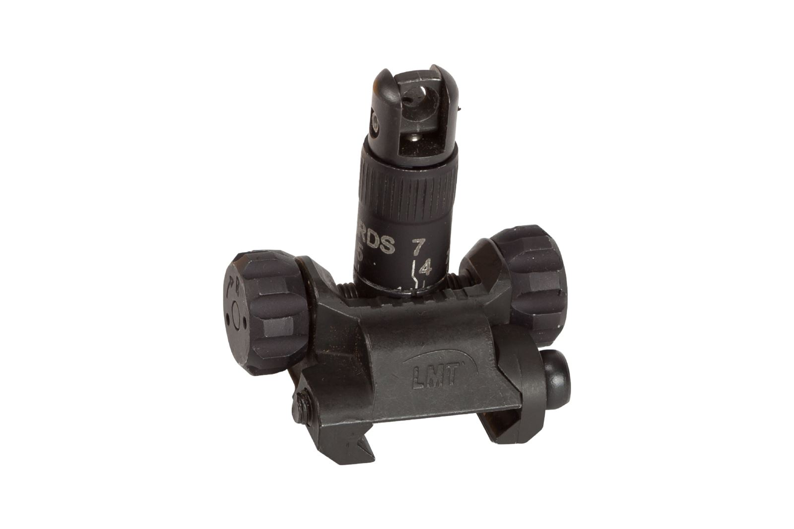 LMT Lewis Machine 5.56 IMPERIAL REAR FLIP-UP SIGHT