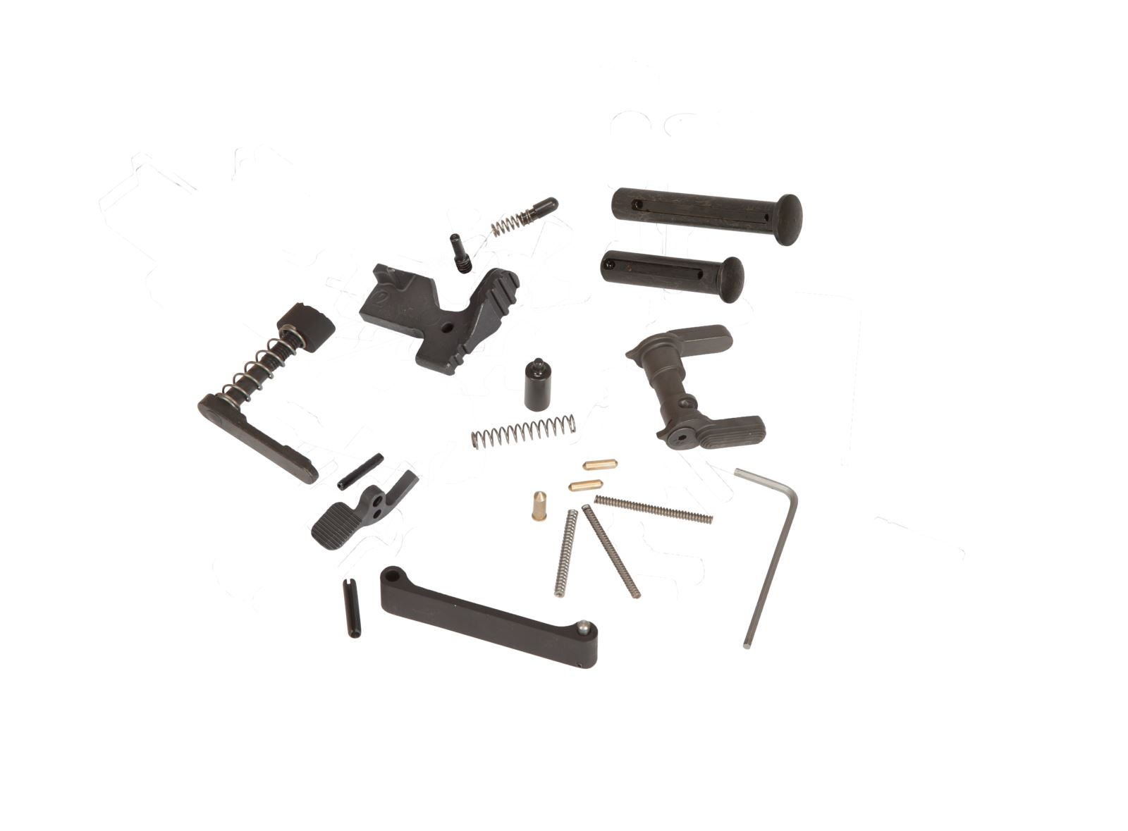 LMT Lewis Machine .308 LOWER PARTS KIT LIGHT