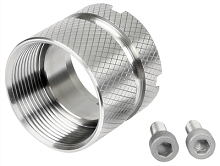 Midwest MI CR/SLH Series Titanium Barrel Nut and Screws