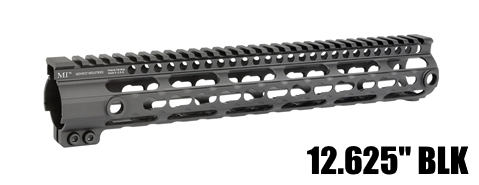"Midwest 12"" G3 KeyMod One Piece Free Float Handguard AR15"