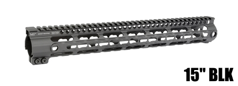 "Midwest 15"" G3 KeyMod One Piece Free Float Handguard AR15"