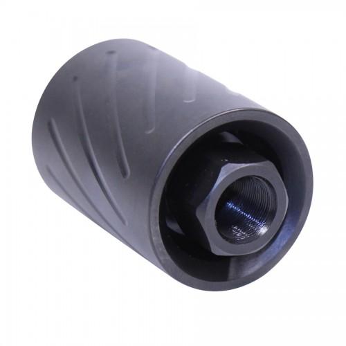 Guntec USA 9mm Micro AR15 QD Blast Shield Compensator AR-15 Muzzle Comp
