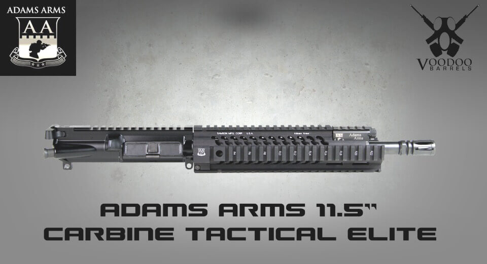 Adams Arms 556 Carbine Tactical Elite 11.5