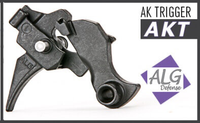 ALG Defense AK Trigger AKT AK47 AK-47 Lightning Bow