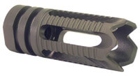 YHM Phantom 5C2 AR15 Comp Flash Suppressor Yankee Hill Toothed Hider