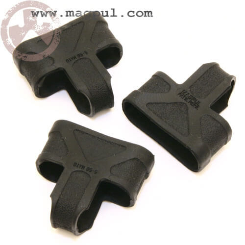 Magpul 5.56 3 Pack Magazine Grip Assist Pulls Mag