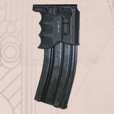 AR15 Quick Release Spare Magazine Front Grip FAB-MG20