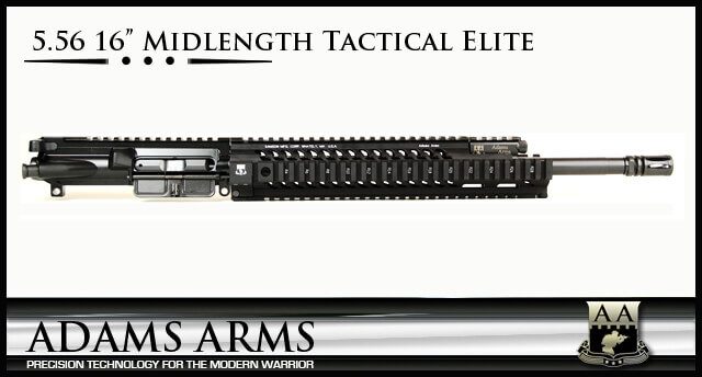 Adams Arms UA-16-M-TE-556 5.56 16