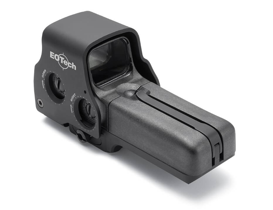 EOTech 518.A65 Holographic Weapon Sight US Made Black AA Battery