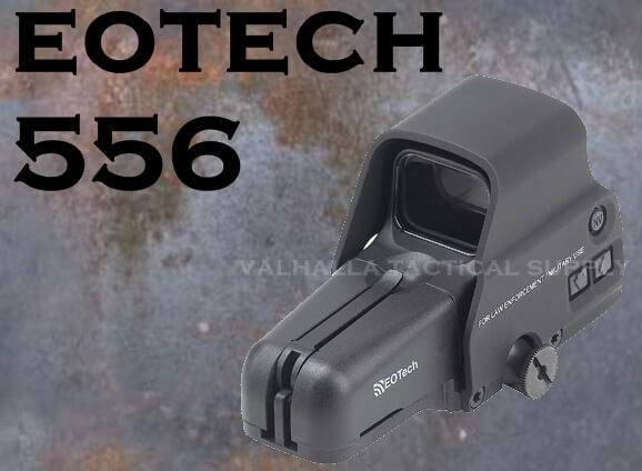 EOTech 556.A65 NV Comp. Holographic Sight L3 556 USA Hardcase