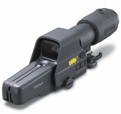 EOTech 557.G23 MPO NV Comp. Holo Sight + Magnifier 557.3XFTS