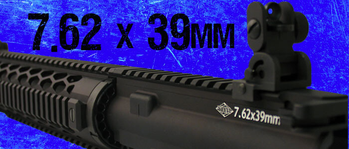 Yankee 7.62X39 Specter Black Diamond Carbine Upper YHM-7810-762