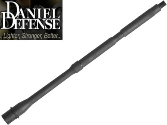 Daniel Defense Cold Hammer Forged Barrel 16