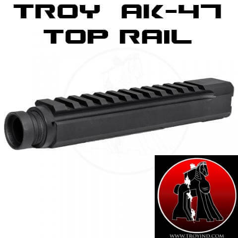 Troy Industries AK47 Top Rail AK-47 Railed Cover