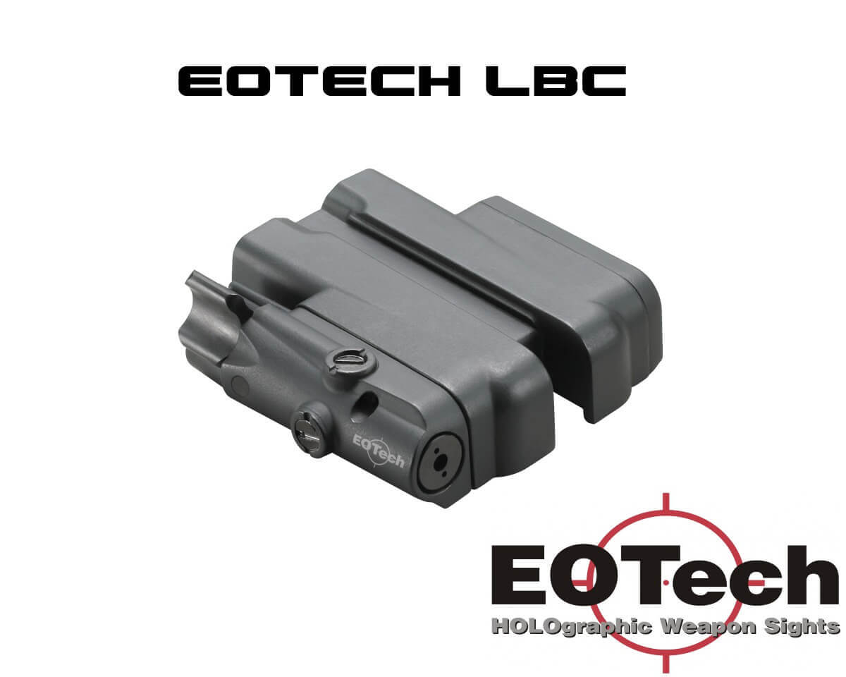 Eotech LBC Laser Battery Cap 512/552 Visible Red Laser