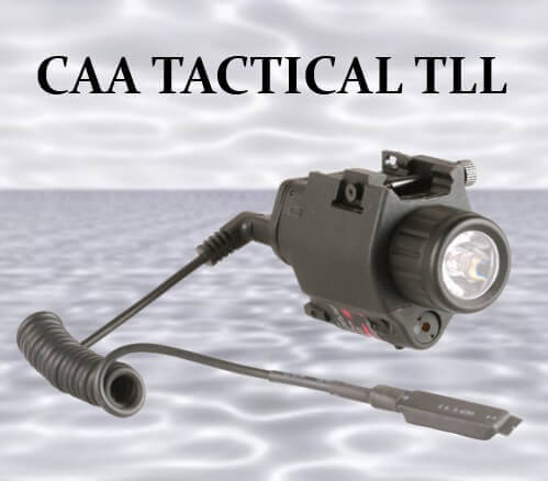 CAA Command Arms TLL Tactical Laser and Flashlight Combo