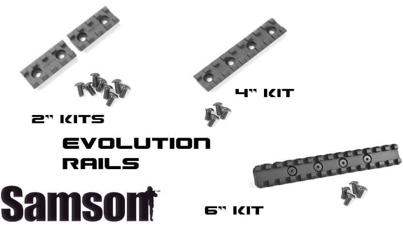 Samson Evolution Kit 2