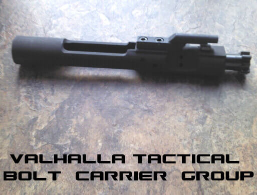 Valhalla Valkyrie Upgrade 5.56 AR15 Bolt Carrier Group AR-15 BCG