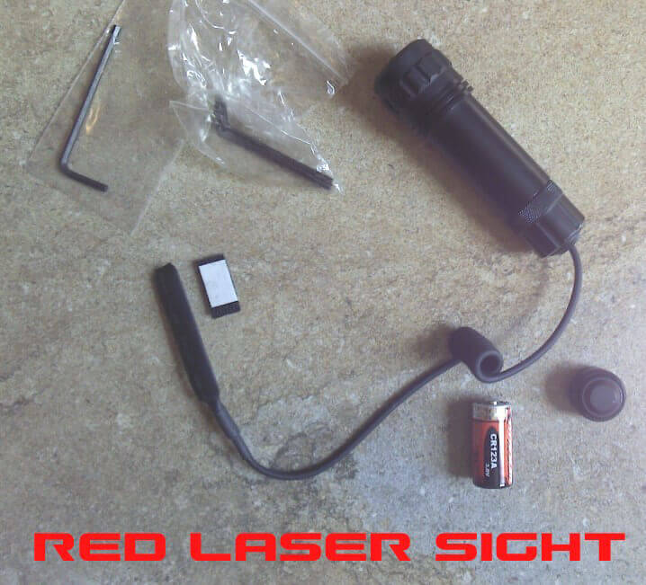 MFI Tactical Red Laser Sight AR15
