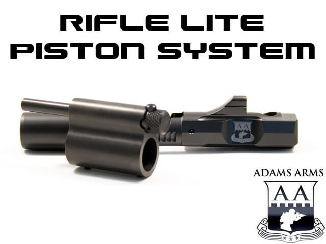Adams Arms Rifle Lite Profile .750 Piston Retrofit Kit