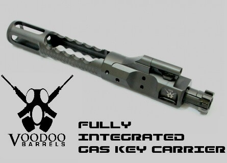 Voodoo VDI LifeCoat Low Mass BCG Direct Impingement Bolt Carrier Group AR15