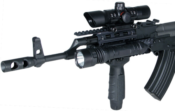 UTG PRO Tactical AMD-65 Quad Rail System AK47 USA MADE MTU010