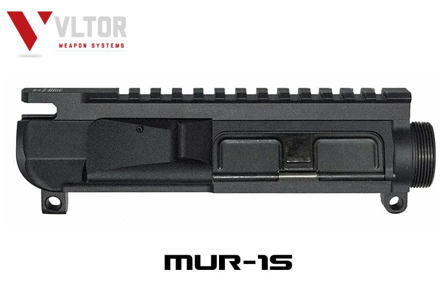 VLTOR Modular Upper Receiver No Forward Assist