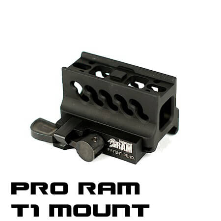 Samson PRO Aimpoint T1 Quick Release Cowitness Mount 1.53