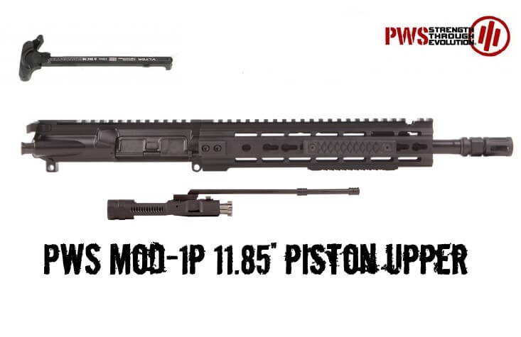 Primary Weapons Systems PWS MK111 MOD 1P Piston AR15 Upper Wylde