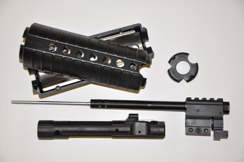 CMMG Gas Piston Conversion Clamp-on Carbine Length .750 Barrel