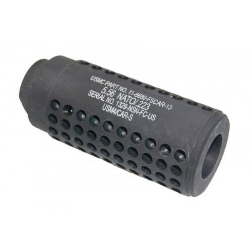 Guntec AR-15 GEN2 Micro SOCOM Slip Over FAKE Suppressor AR15 Sleeve