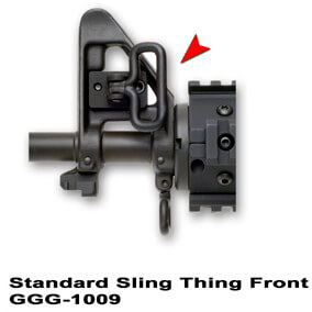 GGG-1009 Standard Sling Thing Front AR-15 A Frame Mount AR15