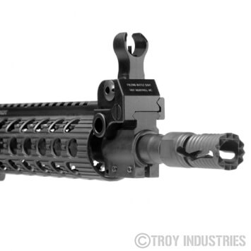 Troy BattleSight Front Gas Block Mounting HK Sight SSIG-GBF-00BT