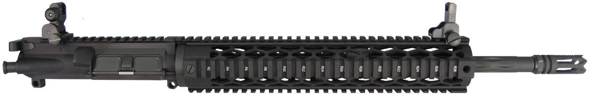 YHM-7820 Yankee Hill Machine 5.56 Black Diamond Specter XL Upper