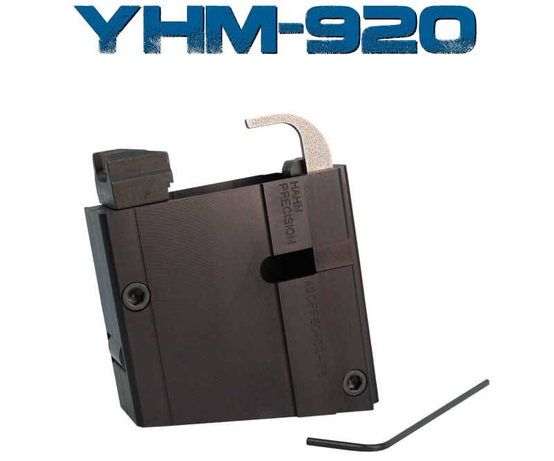 YHM 9mm HAHN AR15 Magazine Magwell Block Adapter AR-15