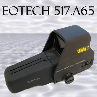 EOTECH 517.A65 HOLOSIGHT USA Made Latest Generation Side Buttons