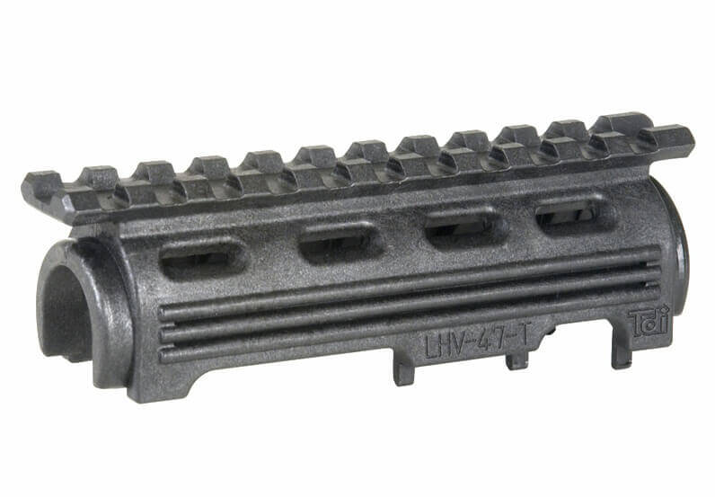 CAA Top Rail Upper Handguard for AK47/74 LHV47T AK-47 Forearm