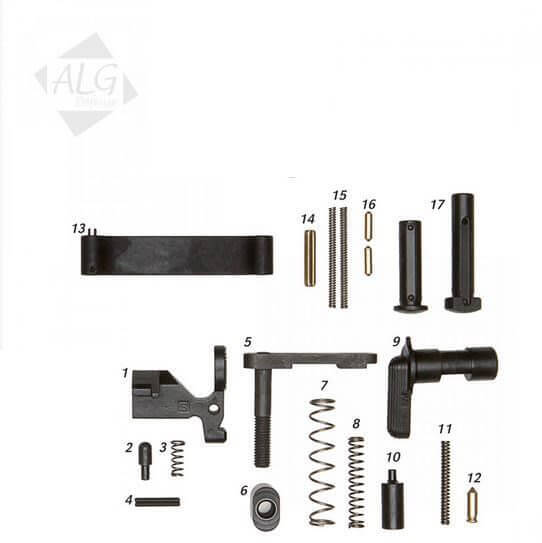 ALG Gunbuilder LPK Lower Parts Kit