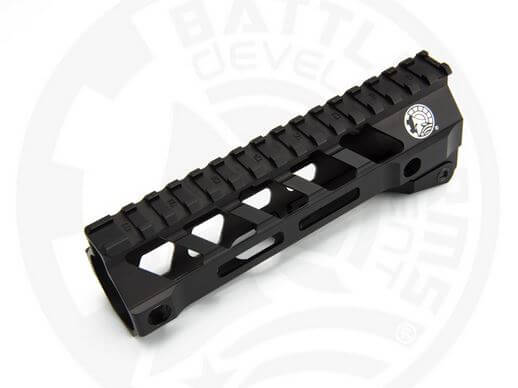 "Battle Arms 6.7"" Fortis 556 SWITCH Rail AR15 B.A.D. Edition Development"