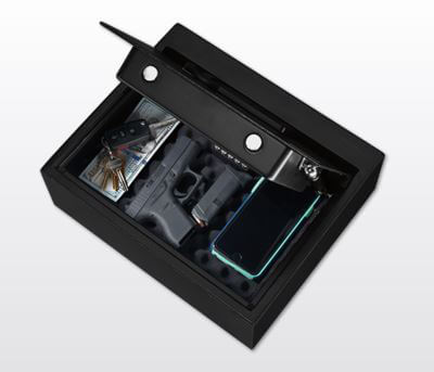 STACK-ON Drawer Gun Safe With BIOMETRIC or Backup Key