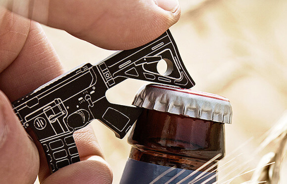 PWS AR15 Bottle Opener Primary Weapons Diablo