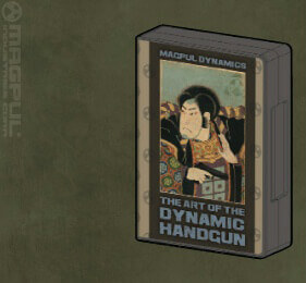 Magpul Dynamics The Art of the Dynamic Handgun 4-Disc DVD DYN004