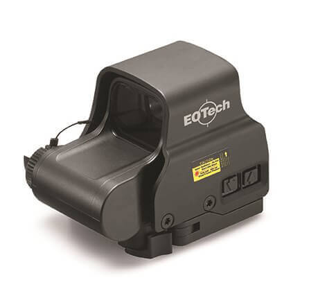 Eotech EXPS Holographic Sight Red Dot QD Lever