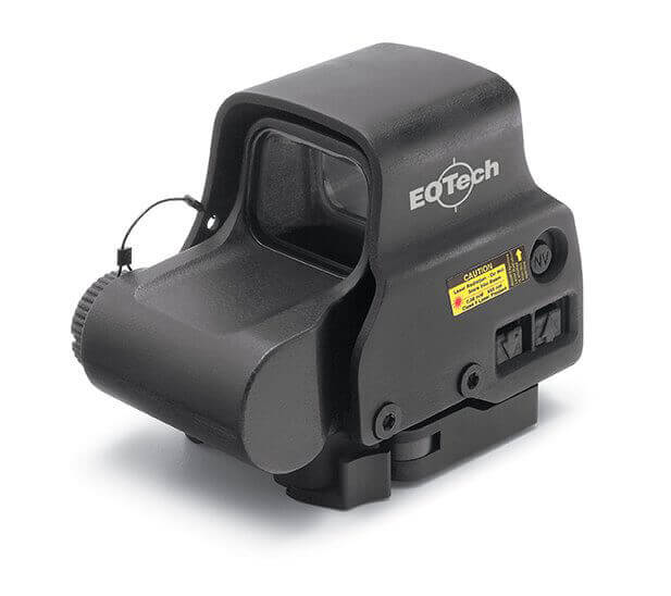 Eotech EXPS3-4 Lever Actuated Ballistic Reticle NVG Compatible