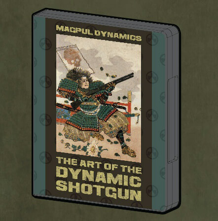 Magpul The Art of the Dynamic Shotgun DVD DYN005 Course