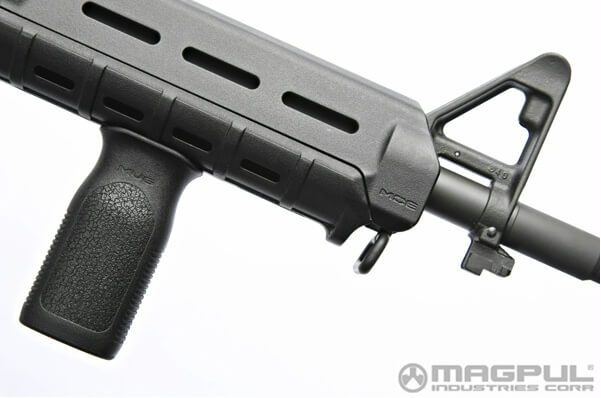 Magpul MOE MVG AR15 Railed Vertical Forward Grip ACR Foregrip MAG413