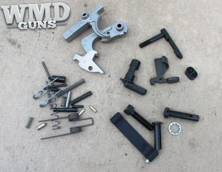 WMD Nickel Boron NiB Lower Parts Kit LPK Mod 1 AR15 AR-15